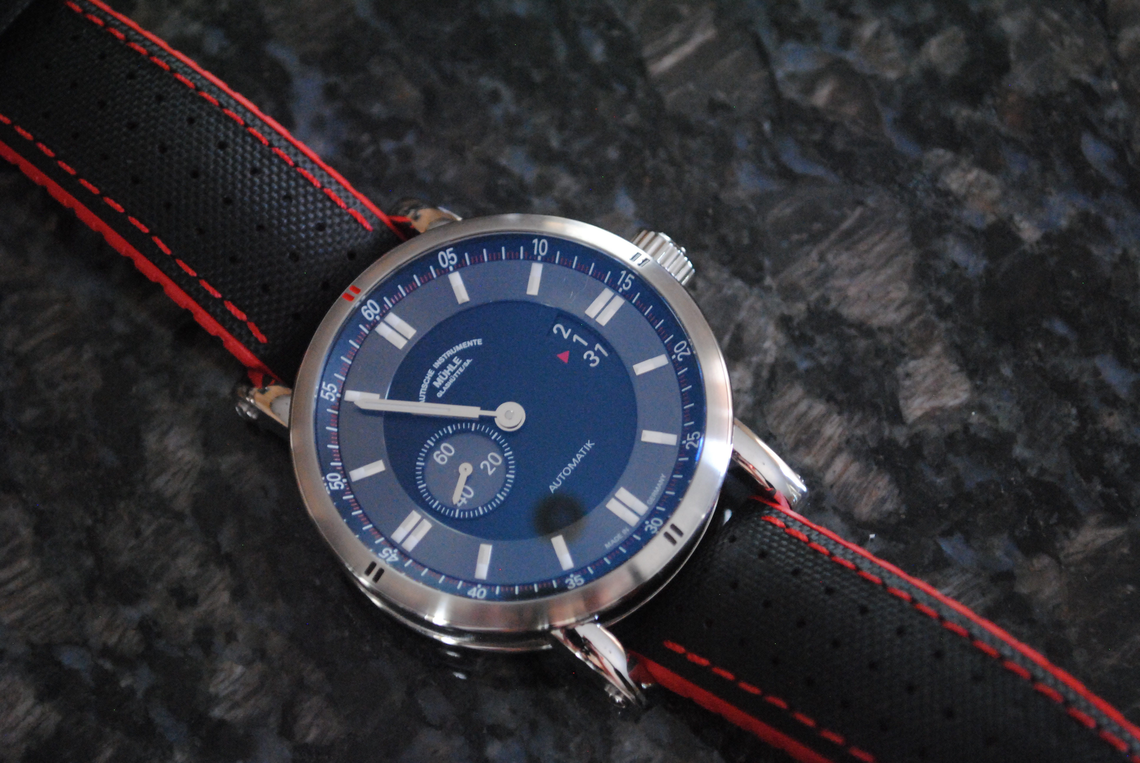 Tutima Muhle Watch Review
