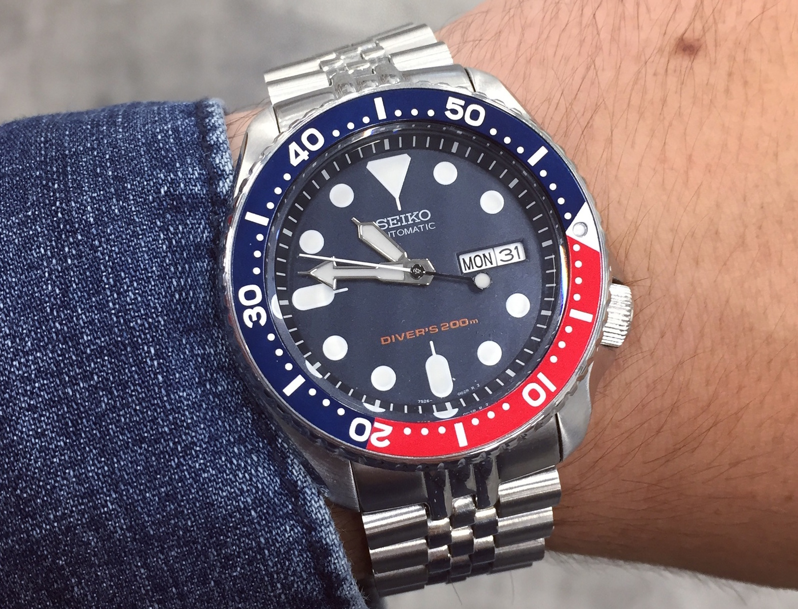 Seiko SKX175 Automatic Dive Watch Review