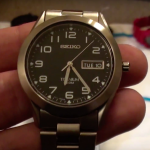 Seiko SGG711 Titanium Watch Review
