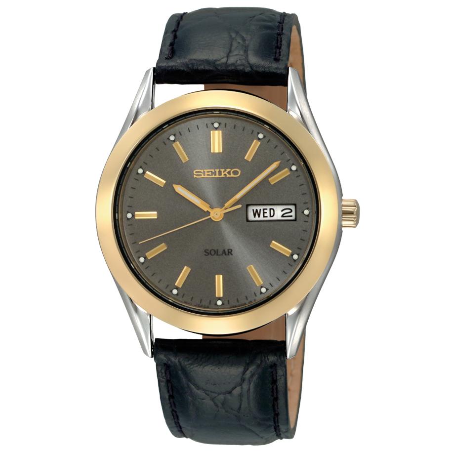 Seiko SNE050 Solar Watch Review