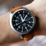 Seiko SNZG15 Seiko 5 Automatic Watch Review