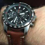 Seiko SSB031 Chronograph Watch Review