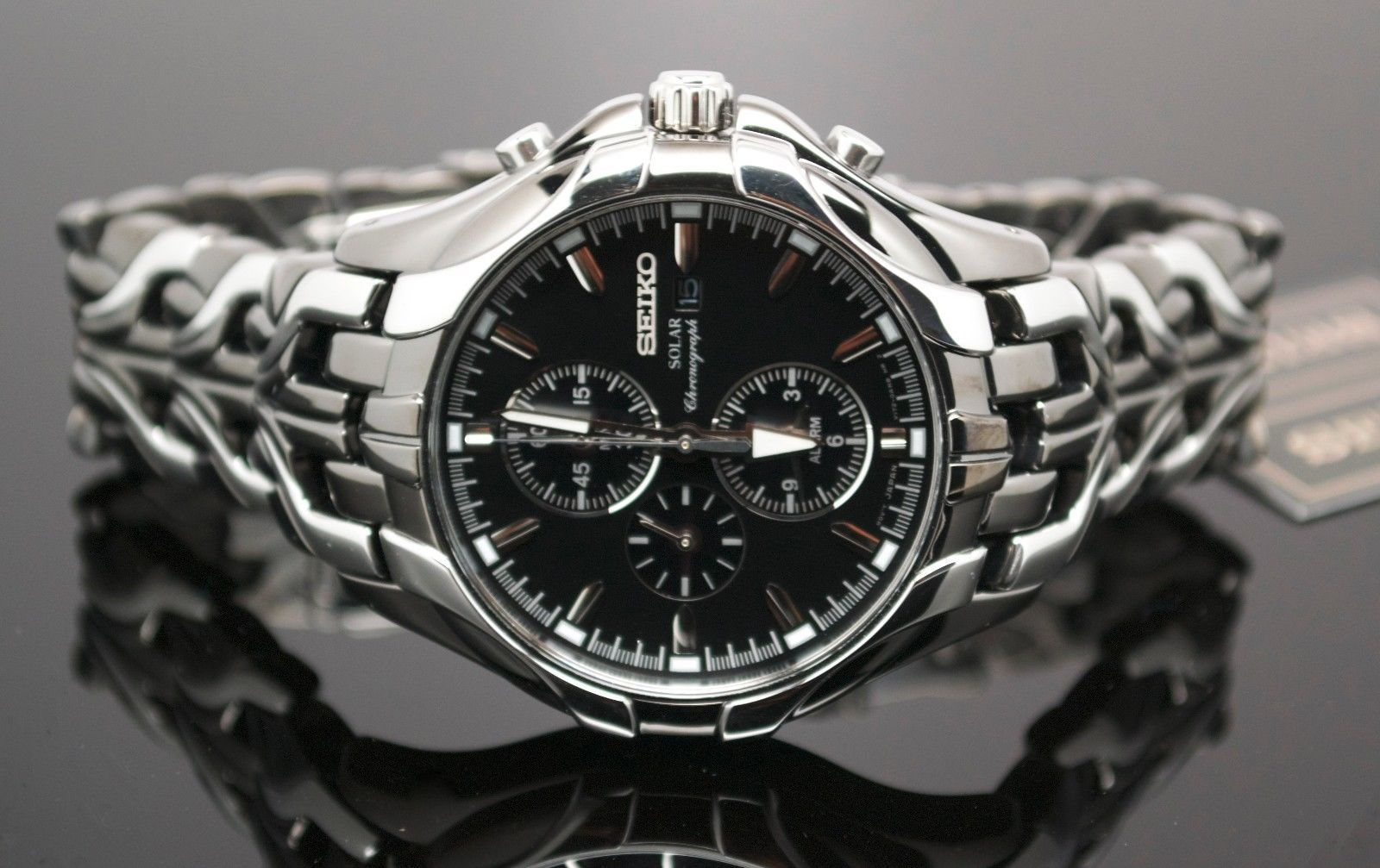 Seiko SSC139 Excelsior Gunmetal Watch Review