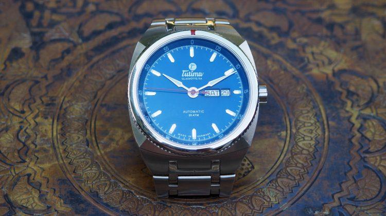 Tutima Saxon One Royal Blue 6120-05 Watch Review