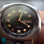Seiko Recraft SNKM97 Green Dial Automatic Watch Review
