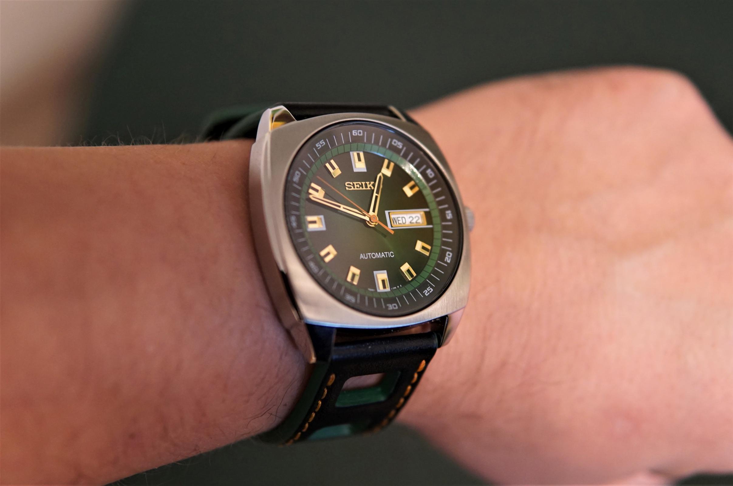 On the wrist photo