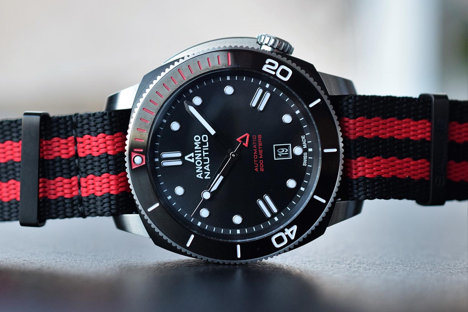 soarway keepthetime watch dlc watches classic case for the blog diver kobold