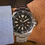 Seiko Prospex Samurai SRPB51 Automatic Dive Watch Review