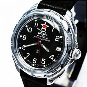 Komandirskie soviet timepiece
