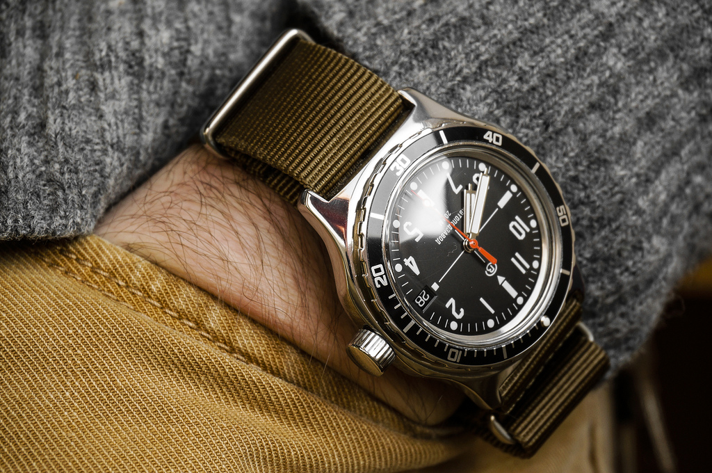 Best Watches That Look Great With a Nato Strap