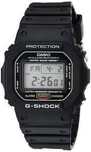 part of the G-Shock collection