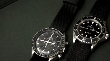 The Great Debate: Speedmaster Vs Submariner?
