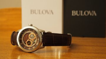 Bulova 96A120 Automatic Watch Review