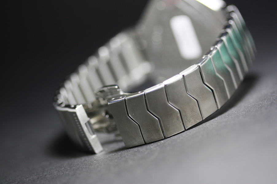 gorgeous stainless steel bracelet