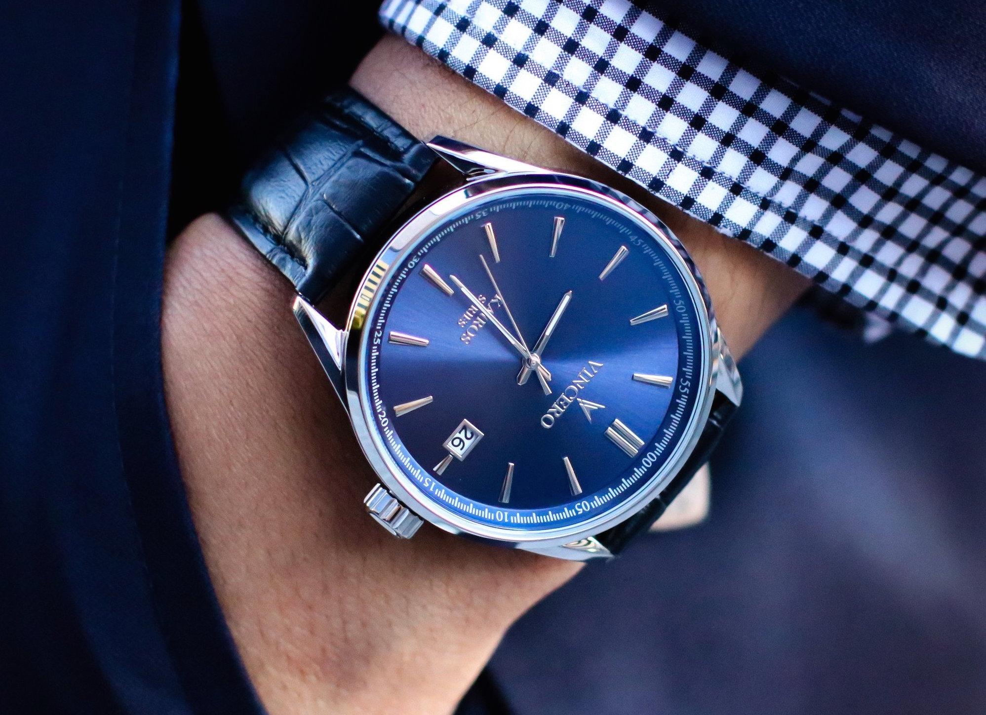 Vincero Kairos Watch Review - WatchReviewBlog