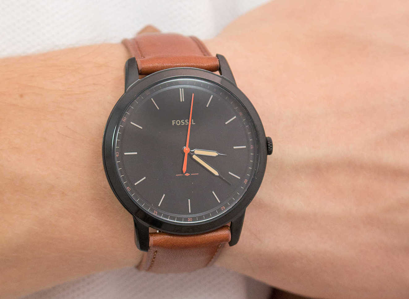 Fossil FS5305 The Minimalist Watch Review