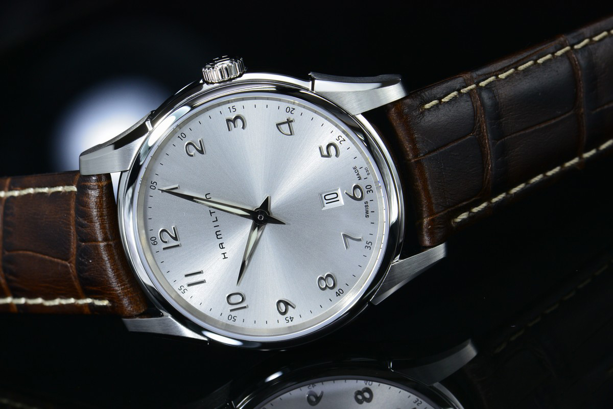 Hamilton H38511553 Jazzmaster Thinline Silver Dial Watch Review
