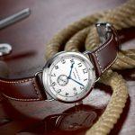 Hamilton Khaki H78465553 Navy Pioneer Watch Review