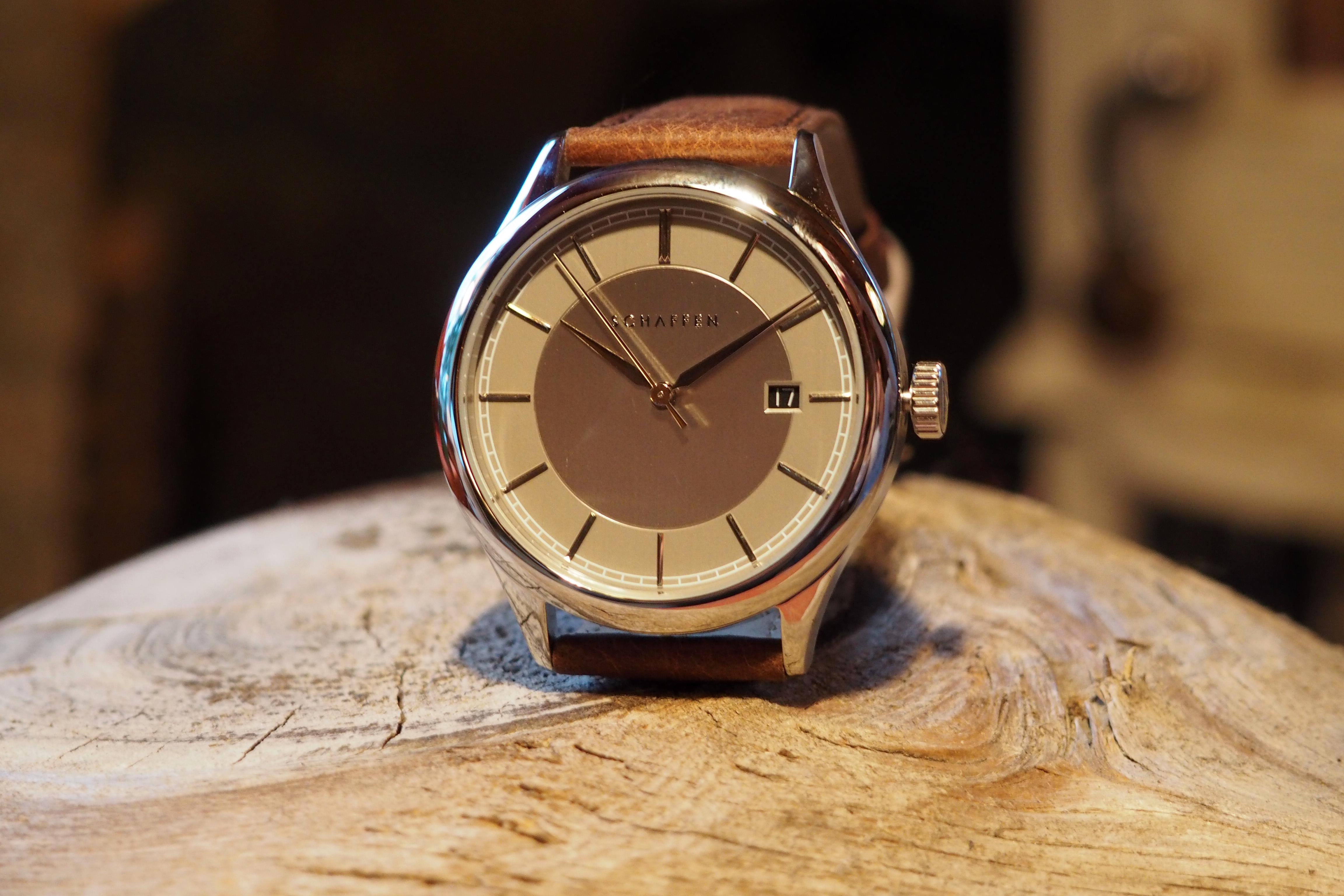 Schaffen A65 Dress Watch Review
