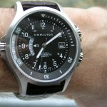 Hamilton Khaki GMT H77615333 Watch Review