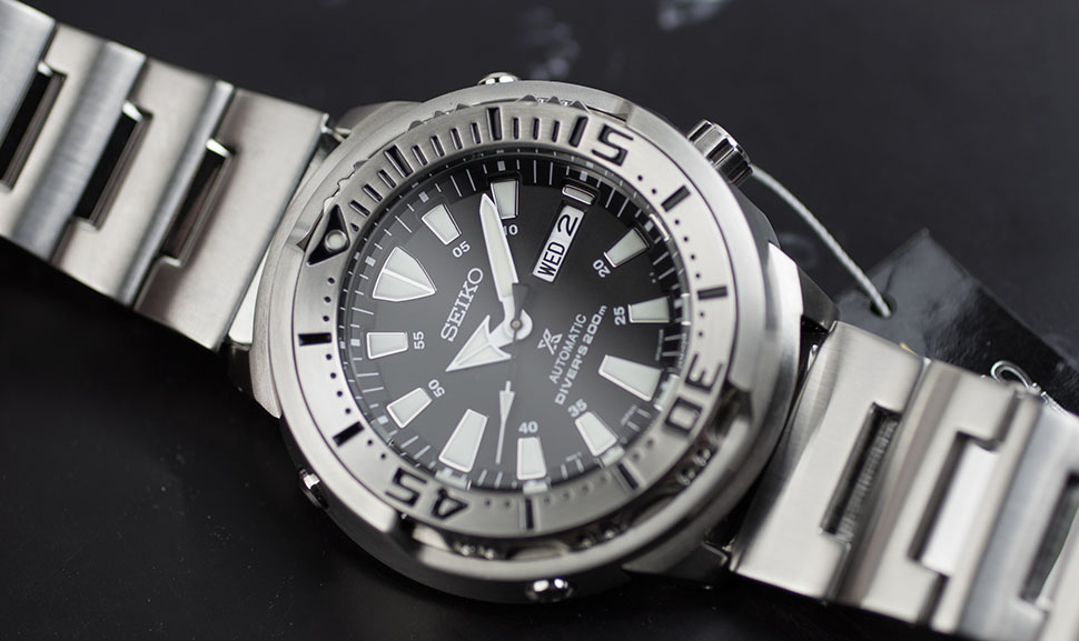 Seiko Baby Tuna Prospex Watch Review