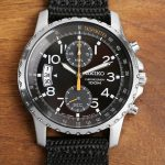 Seiko SNN079P2 Chronograph Stainless Steel Watch Review