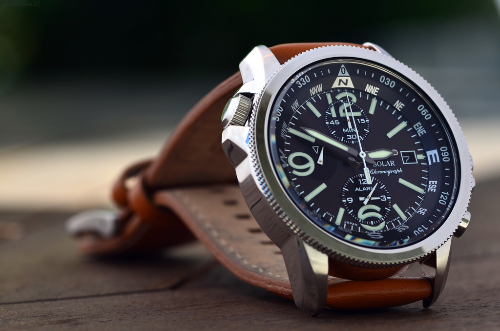 Seiko SSC081 Adventure-Solar Classic Watch Review