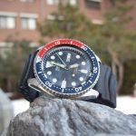 Seiko SKX009K1 Divers Automatic Deep Blue Watch Review