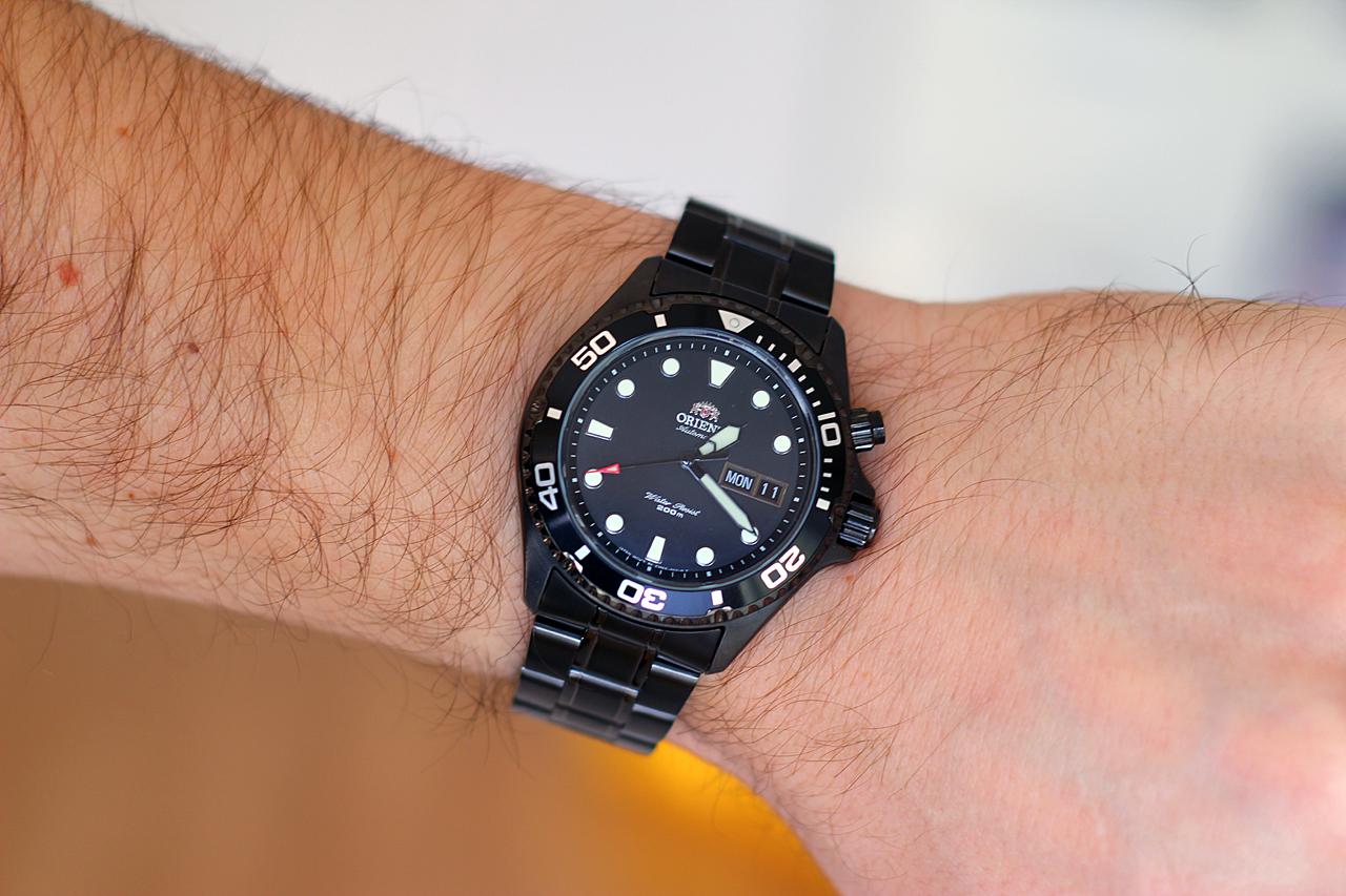 FAA02003B9 on the wrist