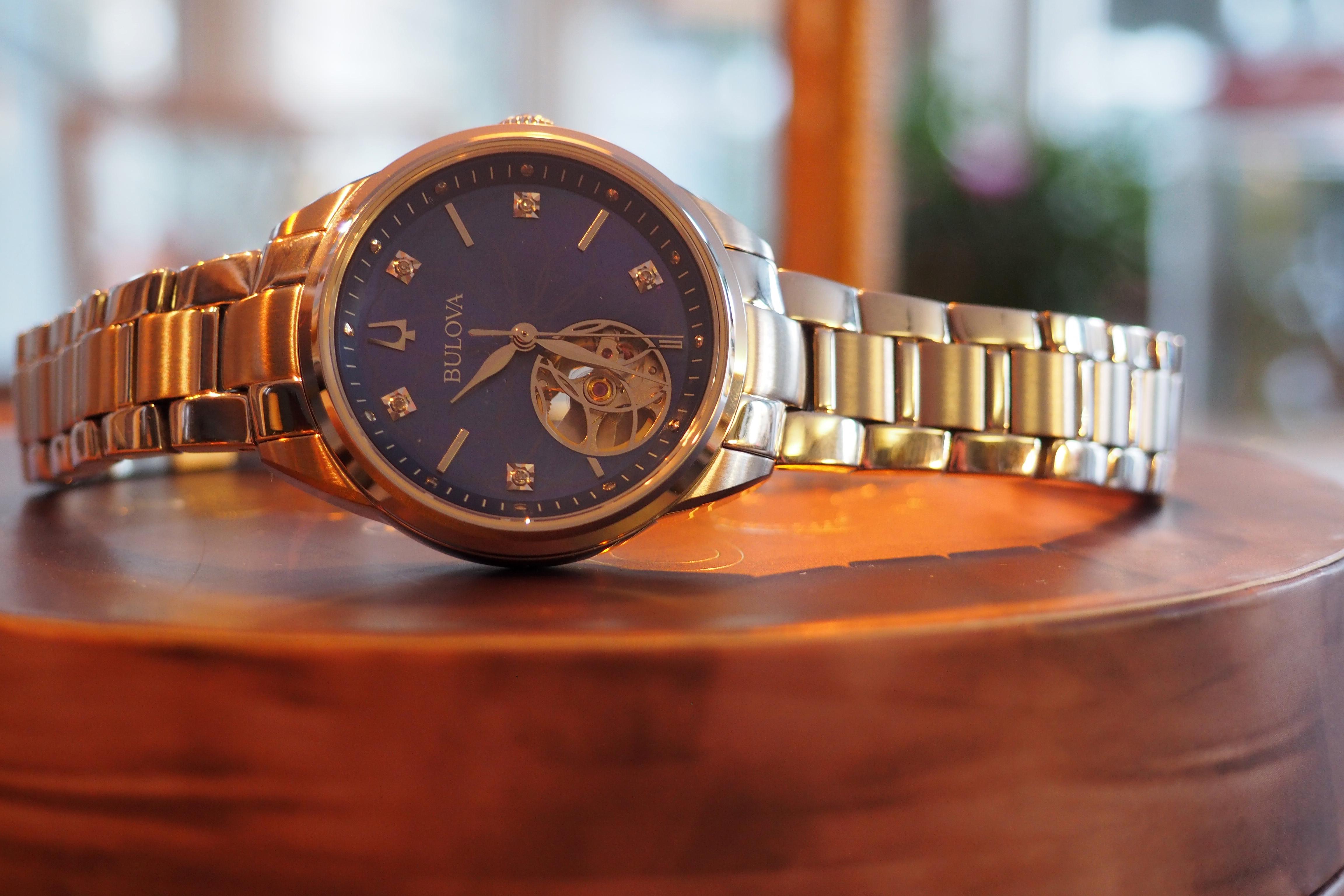 Bulova 96P191 Women's Classic Automatic Watch Review