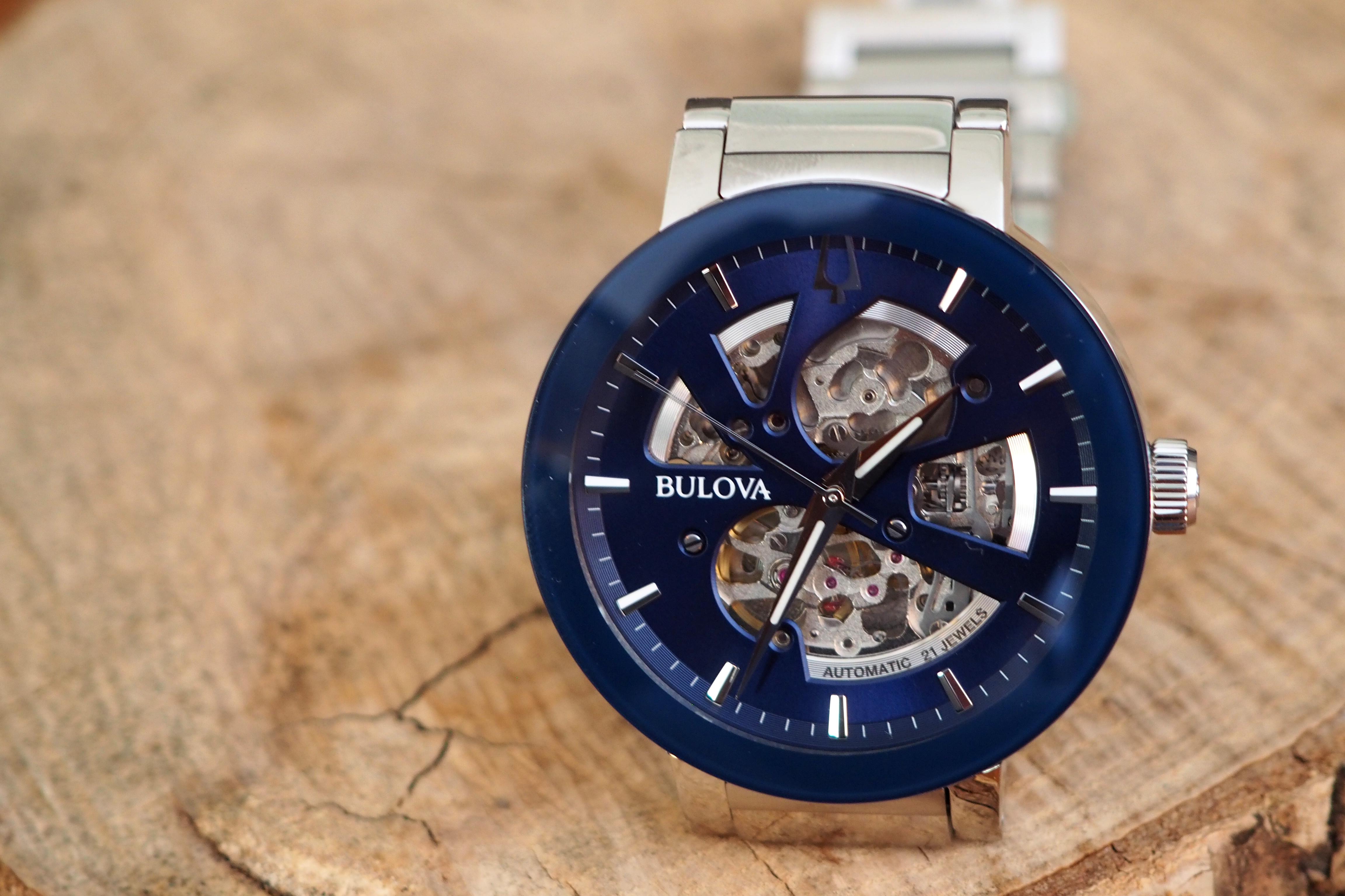 Bulova 96A204 Automatic Watch Review