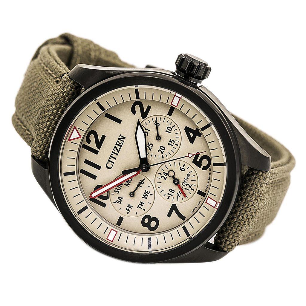 Citizen BU2055-08X Eco-Drive Watch Review
