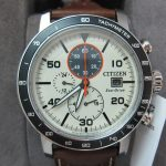Citizen CA0649-06X Eco-Drive Watch Review