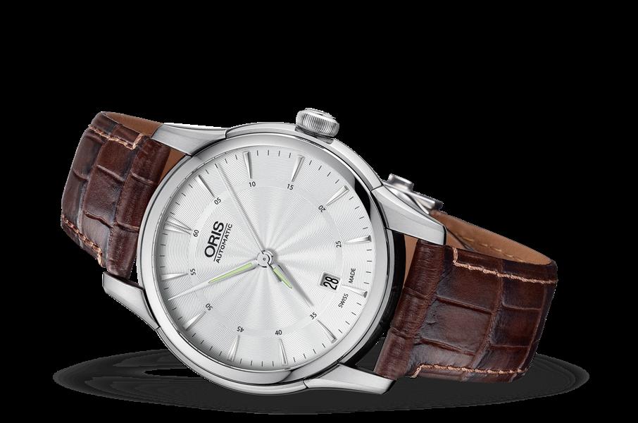Oris Artelier 733-7670-4051LS Date Watch Review