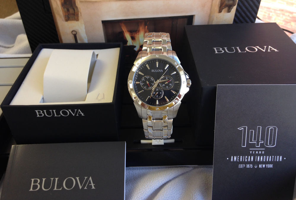 Bulova 96C107 Multifunction Watch Review