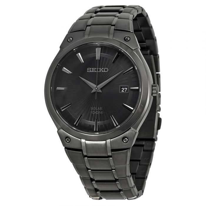 ion black dial
