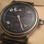 Chronoswiss Sirius Flying Grand Regulator CH-6723-BLBL Watch Review