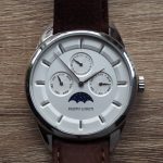 Filippo Loreti Venice Moonphase Silver Watch Review