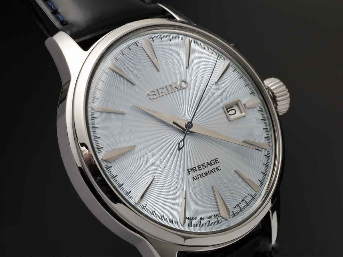 Seiko Presage SARY075 Basic Line Watch Review