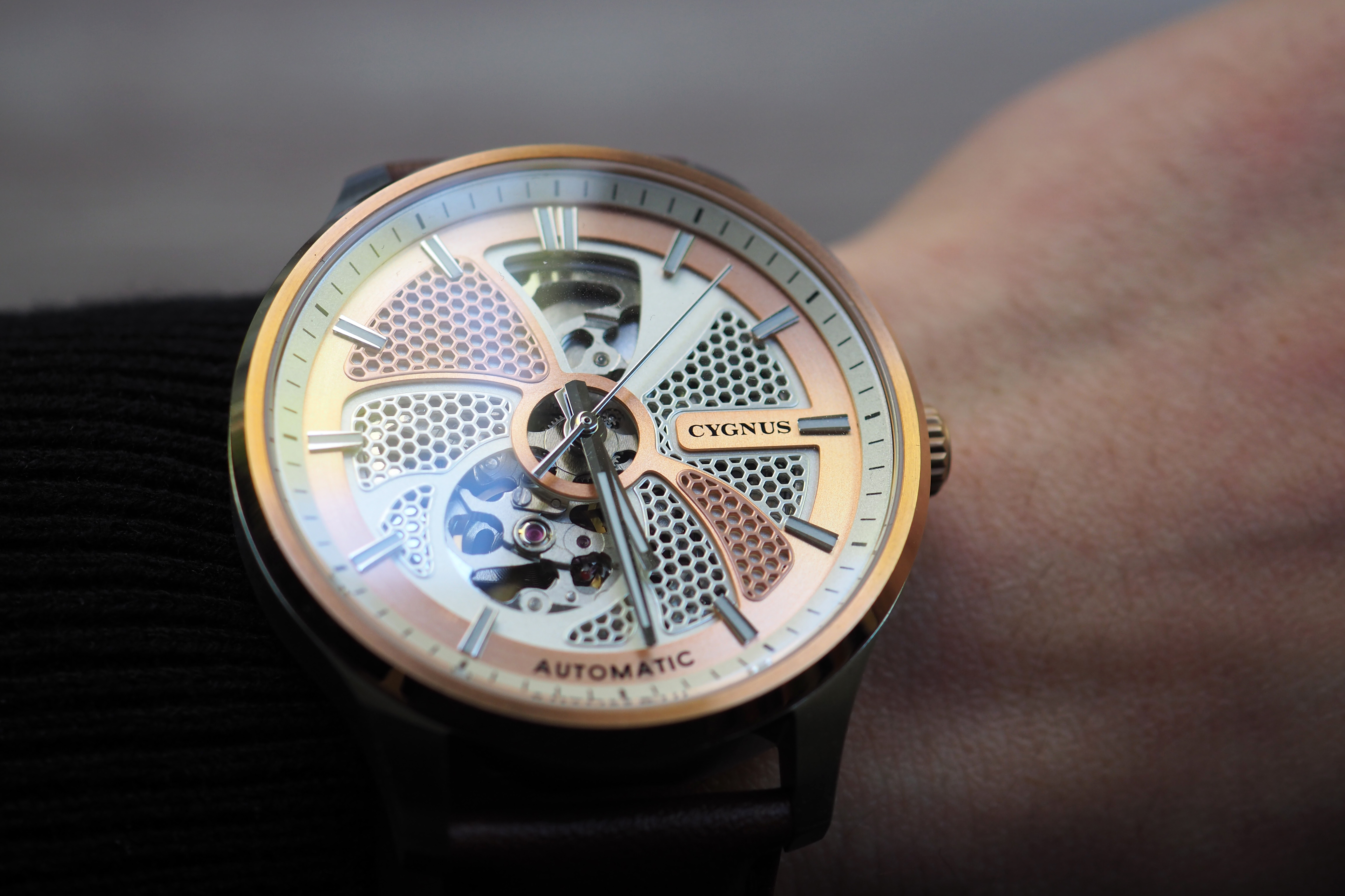 Cygnus Deneb Watch Review