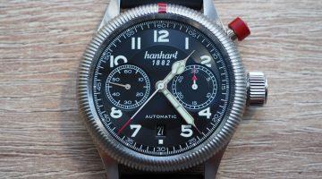 Hanhart Pioneer MonoControl Watch Review