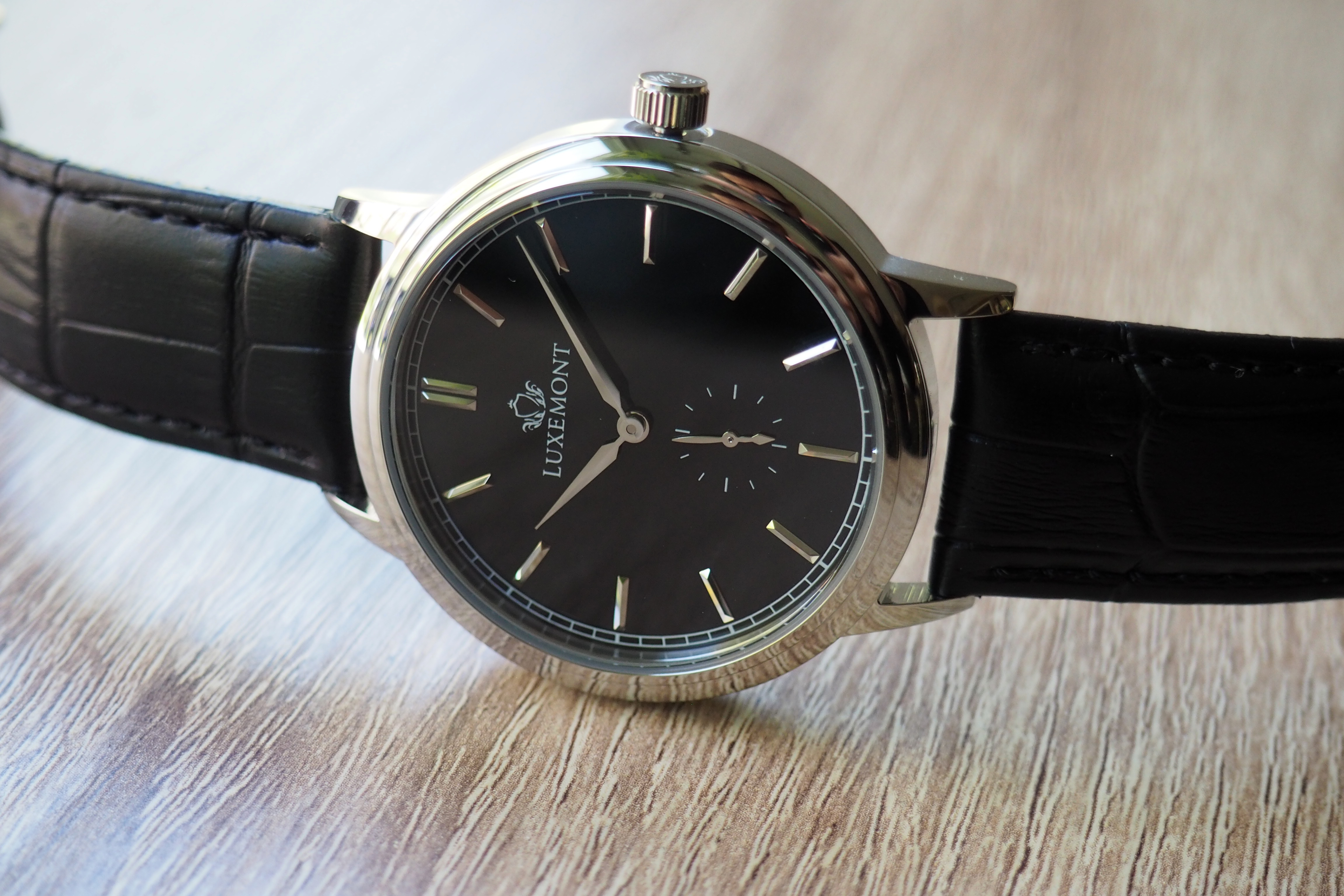Maestro dial on side
