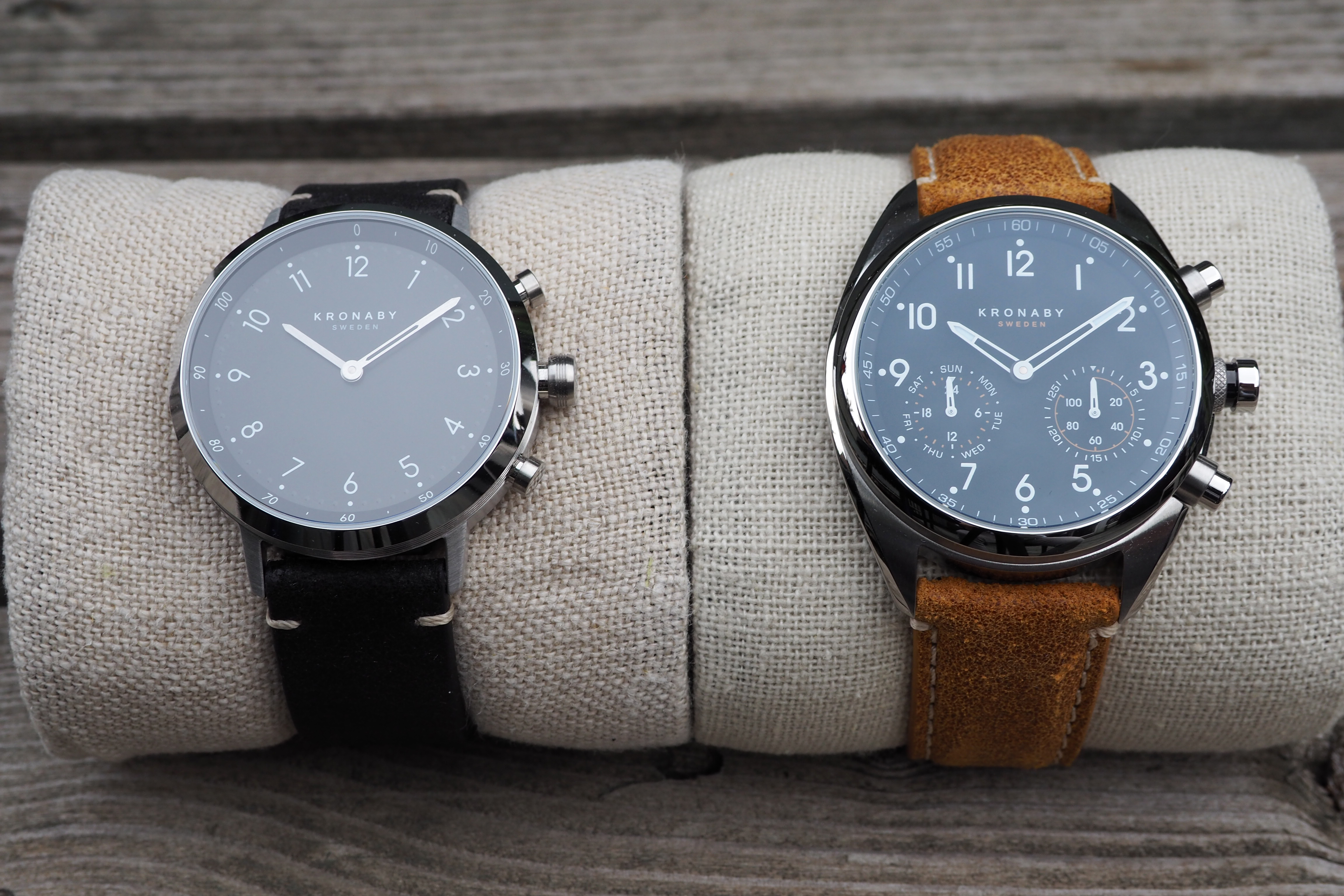 Kronaby Apex & Nord Hybrid Watch Review