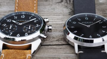 Kronaby Apex & Nord Hybrid Watch Review Comparison