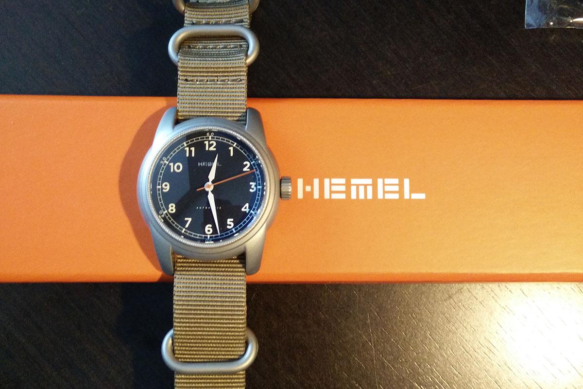 Hemel military inspired