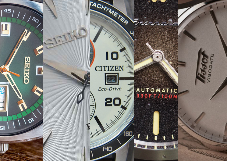 Best Retro Style Watches