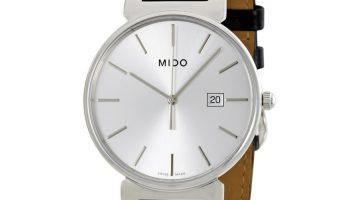 Mido Dorada M0096101603120 Watch Review
