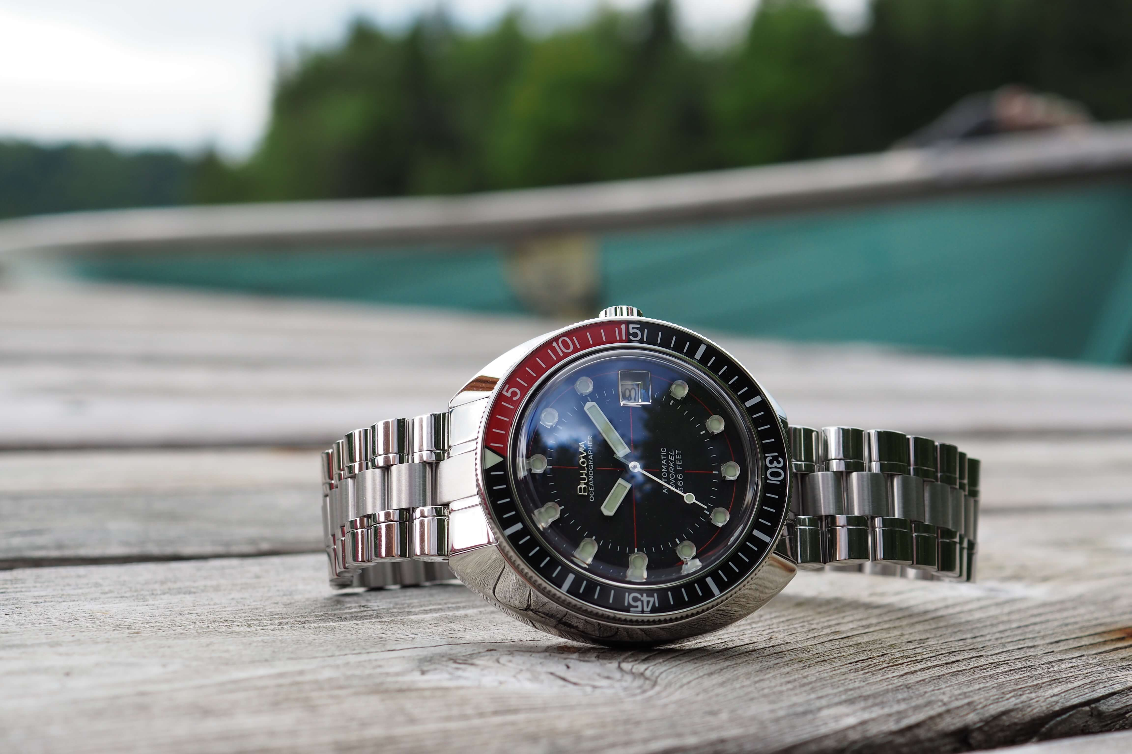 Bulova Oceanographer Devil Diver Watch Review