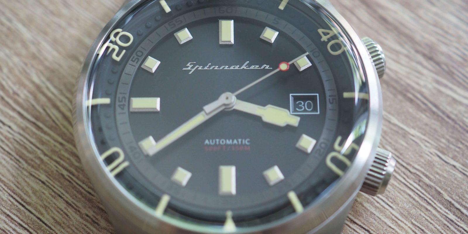Spinnaker Bradner SP-5057-01 Watch Review