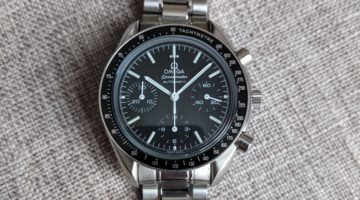 Omega Speedmaster Reduced II 3539.50.00 Watch Review